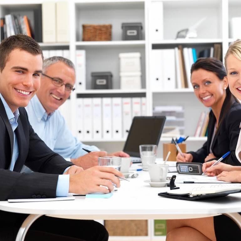 bigstock_Office_Life_-_Happy_People_Hav_4098282